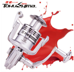 TG1000-7000 Fishing Reels 14  BB Ball Bearings Parallel Line Wining Spinning Reel  online outlet sale
