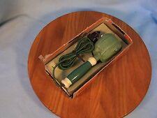 Antique Electric Vibrator Knapp Monarch Co. Original Box Metal and Wood