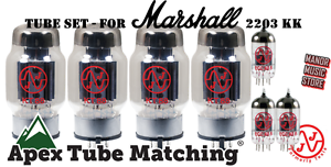 Tube-Set-for-Marshall-2203-KK