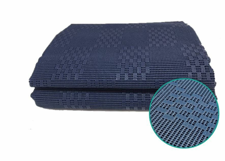 New Supex Foam Annex Matting Camping Hiking High Quality Non-Slip bleu 2.5x3.5M