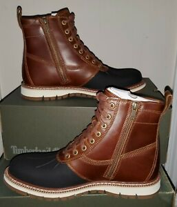 equipaje Indomable Asser  NEW AUTHENTIC MEN'S TIMBERLAND® BRITTON HILL WATERPROOF SIDE ZIP BOOTS US  7.5 190852669972   eBay