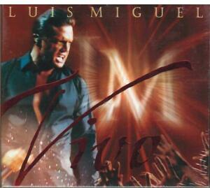 Luis-Miguel-En-Vivo-ALBUM-13-Canciones-BRAND-NEW-FACTORY-SEALED-CD