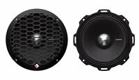 2) Rockford Fosgate Pps4-6 6.5 400 Watt 4-ohm Midrange Car Loudspeakers Speaker on sale