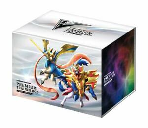 Pokemon-card-game-Sword-amp-Shield-premium-trainer-box-Sword-amp-Shield