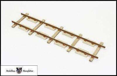 Fertigmodell Gleis Spur 2 Typ II