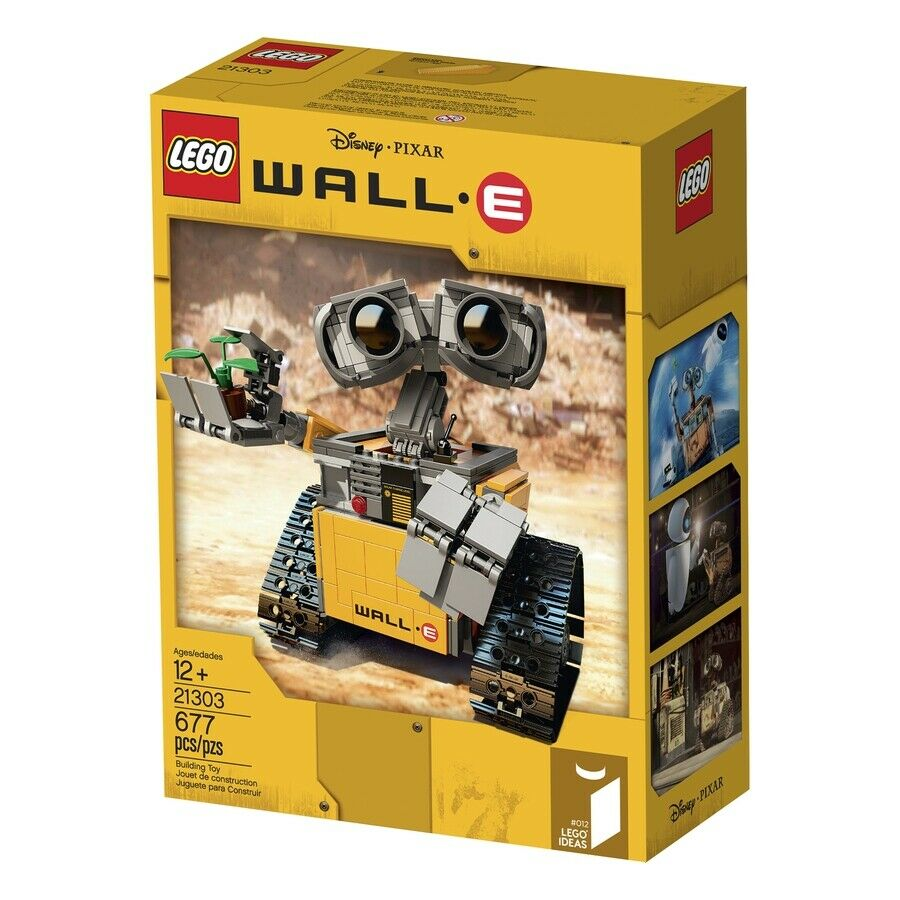 Lego WALL E 21303 - BNIB