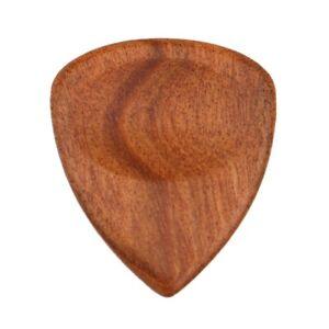 Mediator-De-Guitare-Acoustique-En-Bois-Mediator-En-Forme-De-C-ur-Plectre-po-S4O9