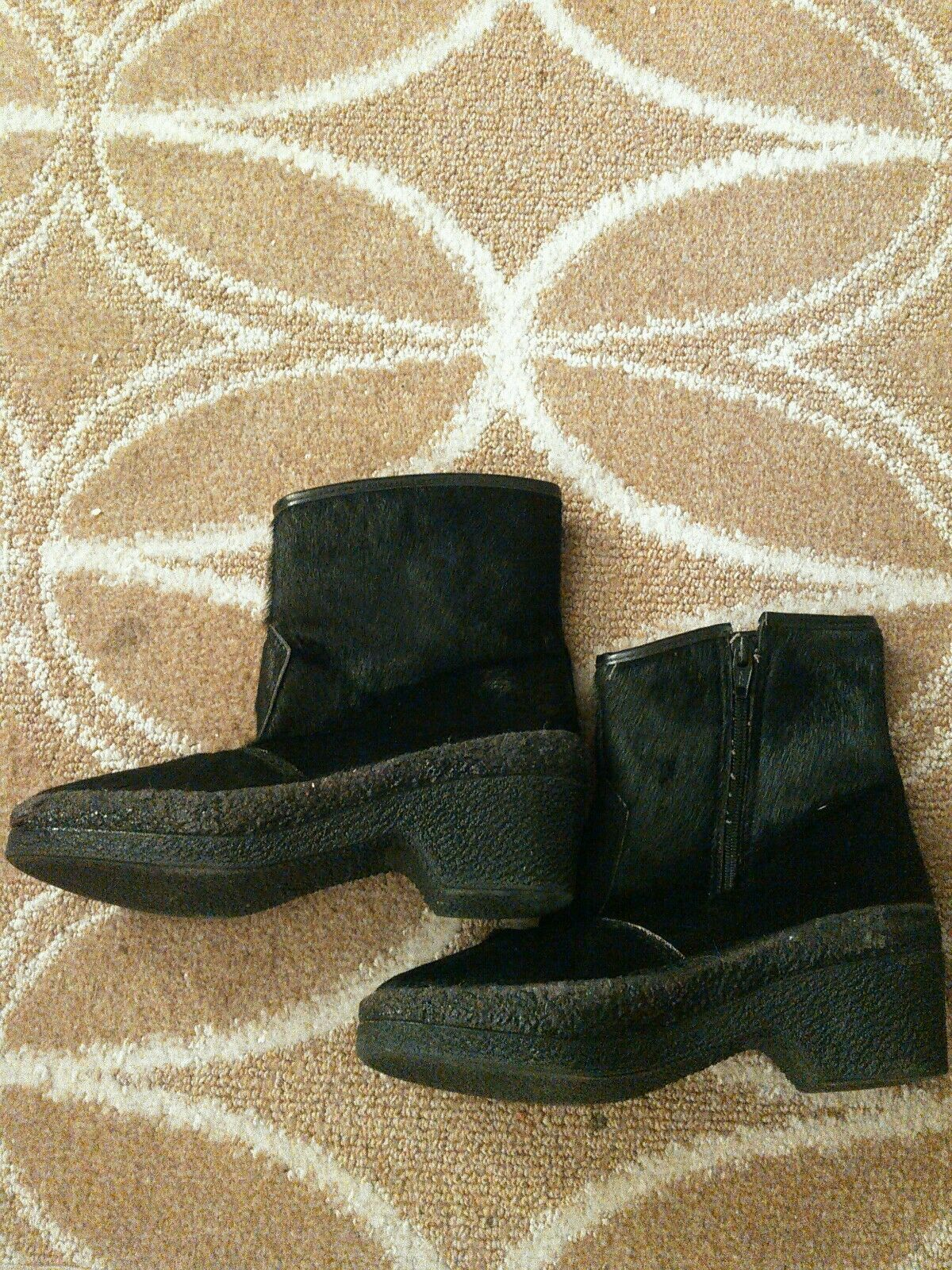 Golf Gomma Boots Size 5.5 Italy