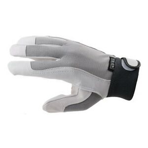 OX-ON-Kenwo-Worker-Gr-12-Arbeitshandschuh-Lederhandschuhe-Beleuchterhandschuhe
