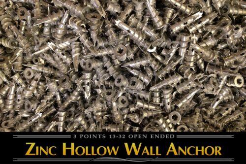 Self-Drilling Zinc Hollow Wall Drywall EZ Anchor metal 400 Easy Drive
