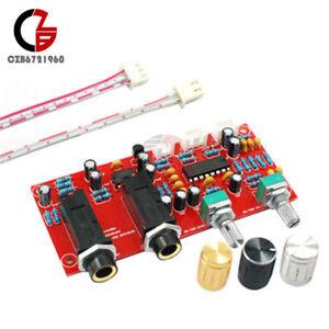 PT2399-NE5532-Digital-Microphone-Amplifier-Board-Karaoke-Reverberator-DIY-Kit