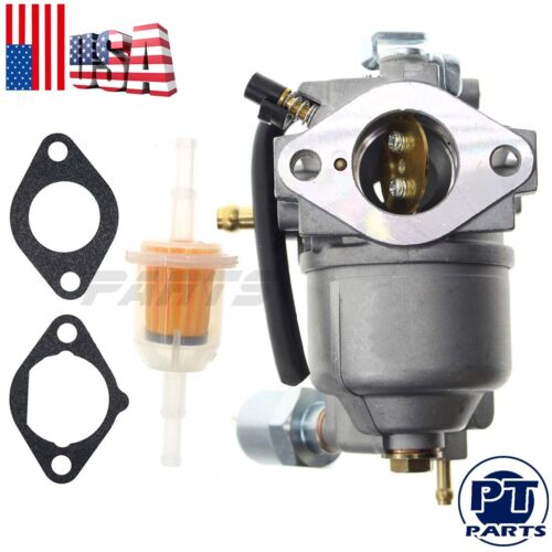 Carburetor Fuel Filter Set AM12835 for John Deere LX186 LX188 LX277 LX279 LX289
