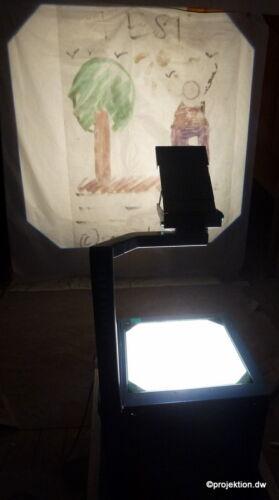 *Kindermann Gamma 400*OHP Tageslichtprojektor Overhead Projektor Polylux 2x400W