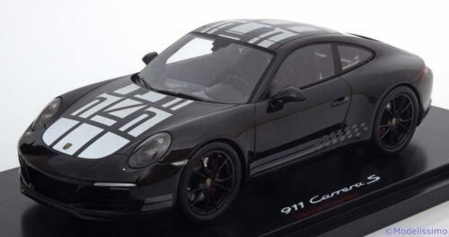 1:18 Spark Porsche 911 991 Carrera S Endurance Racing 2016 black
