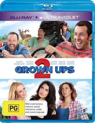 1 of 1 - Grown Ups 2 (Blu-ray, 2014)