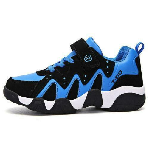 Boys Outdoor Sports Running Shoes Kids Fashion Sneakers Youths Athletic Shoes sz