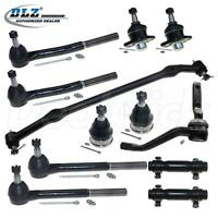 For 1991-1996 Buick Roadmaster Ball Joint Tie Rods Center Link Idler Arm Parts