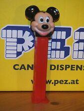 1 PEZ-ORIGINAL MICKEY MOUSE-THIN FEET-LOW(Combi)- SHIPPING!!