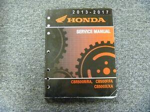 cb500x service manual