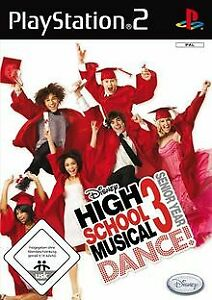 High-School-Musical-3-Senior-Year-Dance-de-Disney-Jeu-video-etat-bon