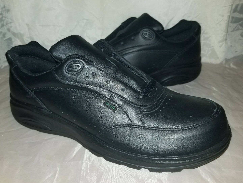 New Balance Postal 706V2 706V2 706V2 Women Size 7.5 D Made in USA Black Leather New WK706BK2 3a7259