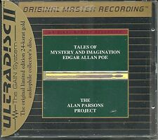 Parsons,The Alan Project Tales Of Mystery And Imagination Poe MFSL Gold CD Neu