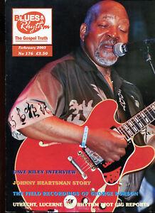 BLUES-amp-RHYTHM-The-Gospel-Truth-UK-Blues-magazine-Issue-no-176