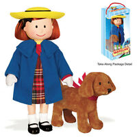 Madeline Books Doll Baby 8 Madeline Doll W/ 4 Stuffed Animal Genevieve Dog
