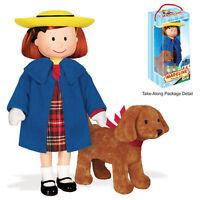 Madeline Books Doll Baby 8 Madeline Doll W/ 4 Stuffed Animal Genevieve Dog