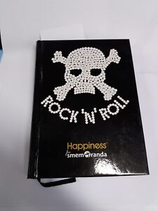 Diario-ROCK-039-N-039-ROLL-HAPPINESS-SMEMORANDA