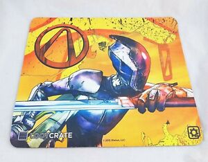 Borderlands-Zero-Mouse-Pad-Loot-Crate-Exclusive-FREE-Shipping-to-Canada-10-034-x12-034
