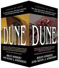 Dune Boxed Mass Market Paperback Set #1: Dune: The Butlerian Jihad, Dune: The Machine Crusade, Dune: The Battle of Corrin by Brian Herbert (Multiple copy pack, 2006)