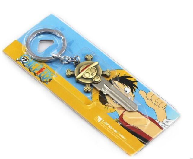 Neu Anime Manga One Piece Schlüsselanhänger Anhänger Keychain Figuren 023