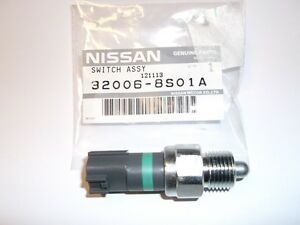 Details about New Genuine Nissan Navara D40 4x4 Gearbox Gear Box Neutral  4WD Switch 320068S01A