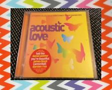 """2xCD [You're Beautiful] New Sealed """"Acoustic Love"""" +Bad Day/Maroon 5/John Legend"""