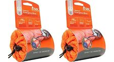 2 Pack Emergency Bivvy Adventure Medical Kit SOL Bivy Sleeping Bag AMK 0140-1138