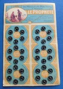 couture mercerie Plaquette de boutons pression 7 ml