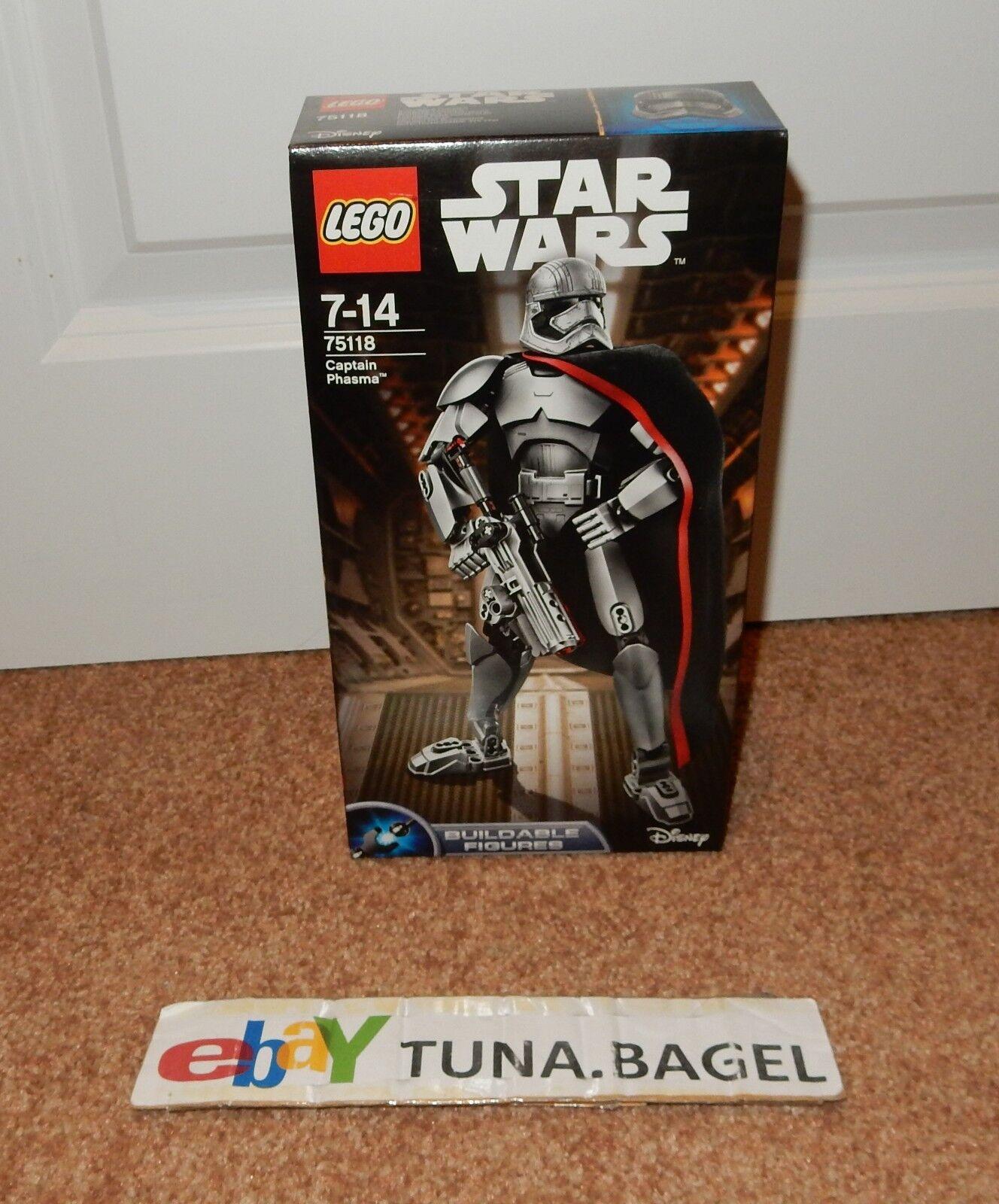 Lego Star Wars Captain Phasma (75118)