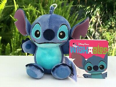 Stitch Plush Stuffed Toy Disney Wishables Lilo and Stitch