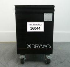 Dryvac2 100 P Leybold 13885 Dry Vacuum Pump 12 Mtorr Used Tested Working
