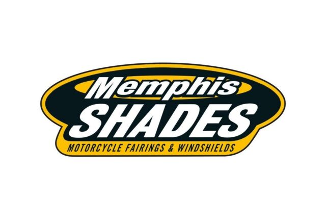 "MEMPHIS SHADES ROAD WARRIOR WINDSHIELD 11/"" MEP86710"
