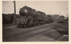 orig. Foto Locomotora de Vapor CRUCE (ak1299)