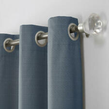 Comfort Bay Blackout Curtain Cooper 84in 1 Panel With Grommets