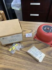 New Simplex 2901 9331 Vibrating Bell With 4 Gong Fire Alarm