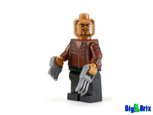 BRONZE TIGER Custom Printed & Inspired DC Lego Minifigure