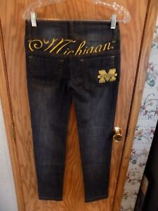 3 Jeans Classics Taille E5 Wolverines College Juniors Uofm sCxrBhQtd