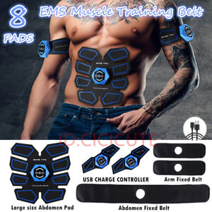 EMS-Stimulator-Abdominal-Muscle-Training-Gear-Home-Fitness-Toning-ABS-Fit-Belt