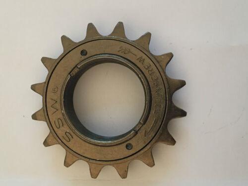 Bmx vélo 16//18T dents singlespeed freewheel sprocket
