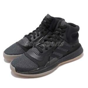 new arrival 38d1a 34ccf Image is loading adidas-Marquee-Boost-Grey-Black-Trace-Khaki-Gum-