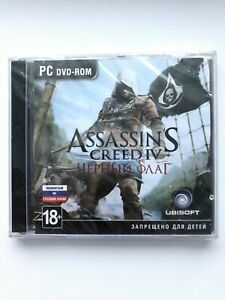 Assassin-039-s-Creed-IV-Black-Flag-PC-Jawel-Case-Russian-Cover-Brand-New-Sealed